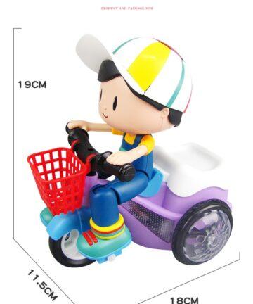 Triciclo Musical Gira-Gira
